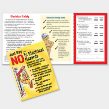 Safety Pocket Guide with Quiz Card