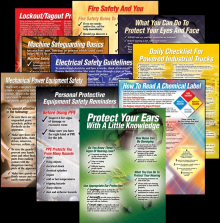OSHA Compliance Poster Pack