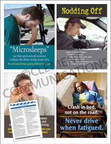 Driving Safety Focus Pack 4: Fatigued Driving