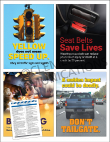 Driving Safety Focus Pack 1: General 1