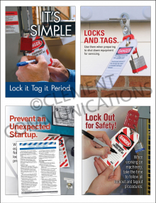 Specialty Focus Pack 3: Lockout Tagout