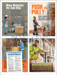 Warehouse Safety Focus Pack 3: Material