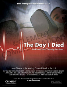Safety Movie Poster: The Day I Died