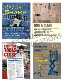 Tool Safety Focus Pack 4: Storage