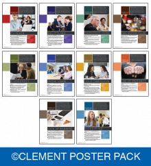 Workplace Incivility Poster Pack