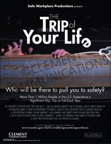 Safety Movie Poster: The Trip of Your Life
