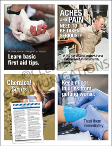 First Aid Focus Pack 1: General First Aid
