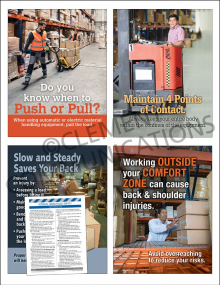 Warehouse Safety Focus Pack 1: General