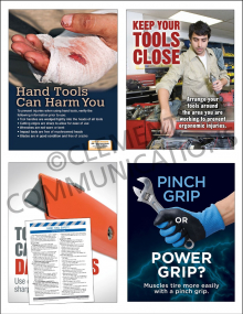 Tool Safety Focus Pack 1: Hand Tools