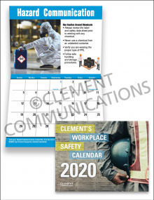 2020 General Safety Calendar