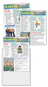 Safety Briefs 2