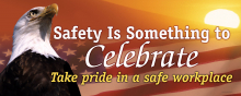 Safety is Something to Celebrate