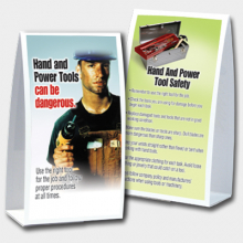 Table-top Tent Cards