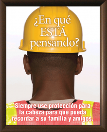 Safe Attitude® Posters - Spanish