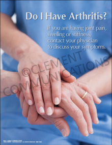 Do I Have Arthritis Poster