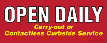 Open Daily Banner