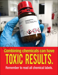 Toxic Results Poster