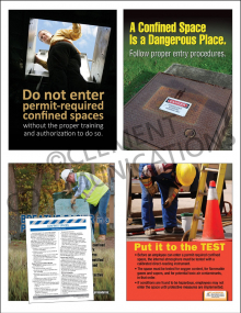 Specialty Focus Pack 1: Confined Spaces