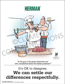 Conflict Resolution-We Can Settle Poster