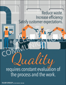 Continuous Improvement - Evaluation Poster