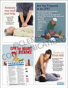 First Aid Focus Pack 3: CPR