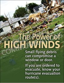 High Winds Poster