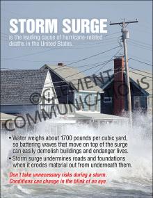 Storm Surge Poster