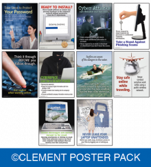 Cyber Security Poster Pack