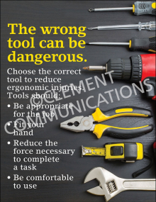 Wrong Tool Poster
