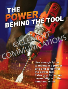 Power Behind the Tool Poster