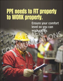 PPE Fit Poster