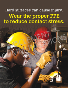 PPE - Contact Stress Poster