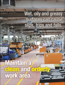 Clean and Orderly Poster