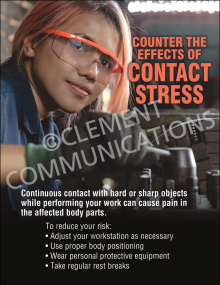 Effects of Contact Stress Poster