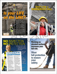 Specialty Focus Pack 2: Fall Protection