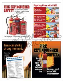 Emergency Preparedness: Fire Extinguishers