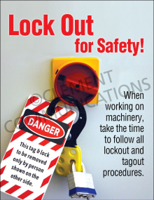 Lock Out Poster
