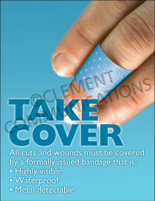 Take Cover Poster