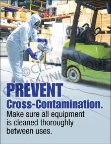 Contamination-Clean Equipment