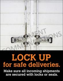 Lock Up-Safe Deliveries