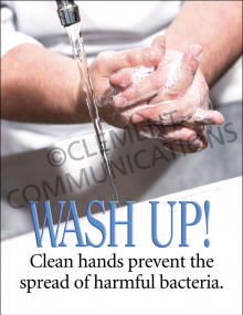 Clean Hands Poster