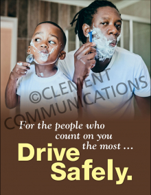 Drive Safely Poster