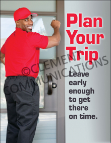 Plan Your Trip Poster