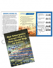 Emergency Preparedness – EAP – Safety Pocket Guide with Quiz Card