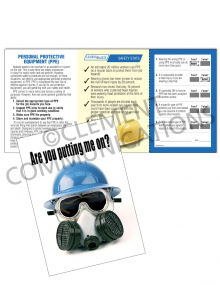 PPE – All Gear – Safety Pocket Guide with Quiz Card