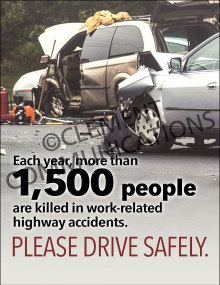 Driving Safely – Accident – Posters