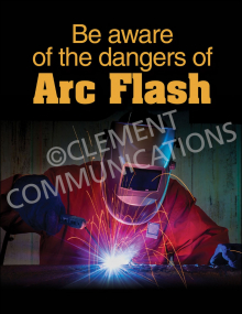 Electrical Safety – Arc Flash – Posters
