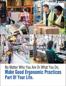 Ergonomics – Jobs – Posters