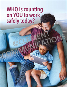 Safety Responsibility - Personal - Posters