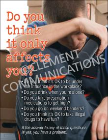 Health - Impairment – Posters